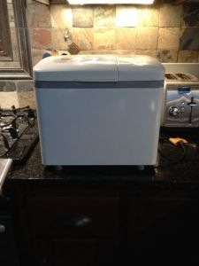 Toastmasters Bread box, hette den nya attiraljen.