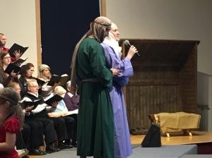 Maria och Josef